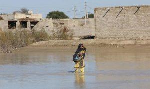 Banjir Iran menewaskan 21 orang