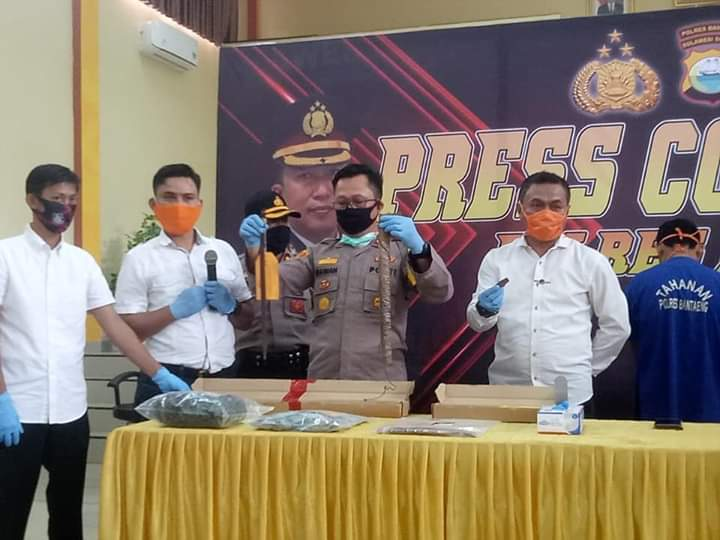 Diduga Siri', Gadis Belia di Bantaeng Tewas Dibantai kedua Kandungnya