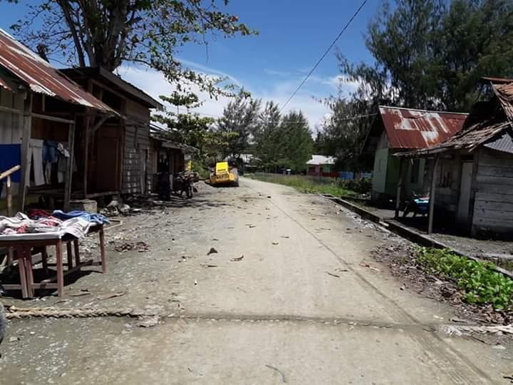 Proyek Jalan Lingkar Lelilef Tak Tuntas, Ada Apa?