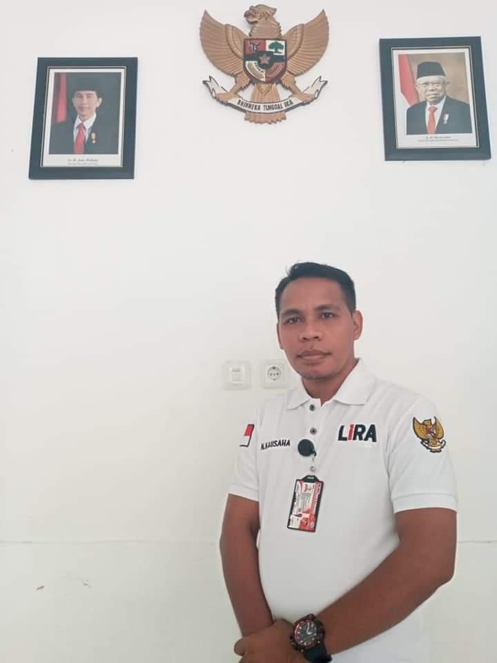 LSM LIRA Desak Polres Halsel Ungkap Pelaku Penggelapan Kayu Olahan Merbau