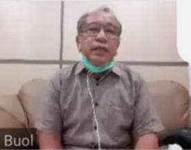 Bupati Buol, DR. Amiruddin Rauf, Sp, Og, M, Si