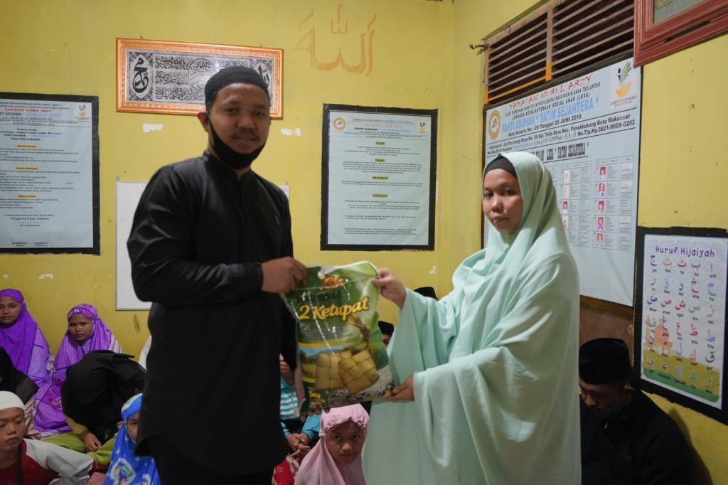 Jelang Ramadhan Berakhir, IAPIM 2016 Sambangi Panti Asuhan Yatim Sejahtera