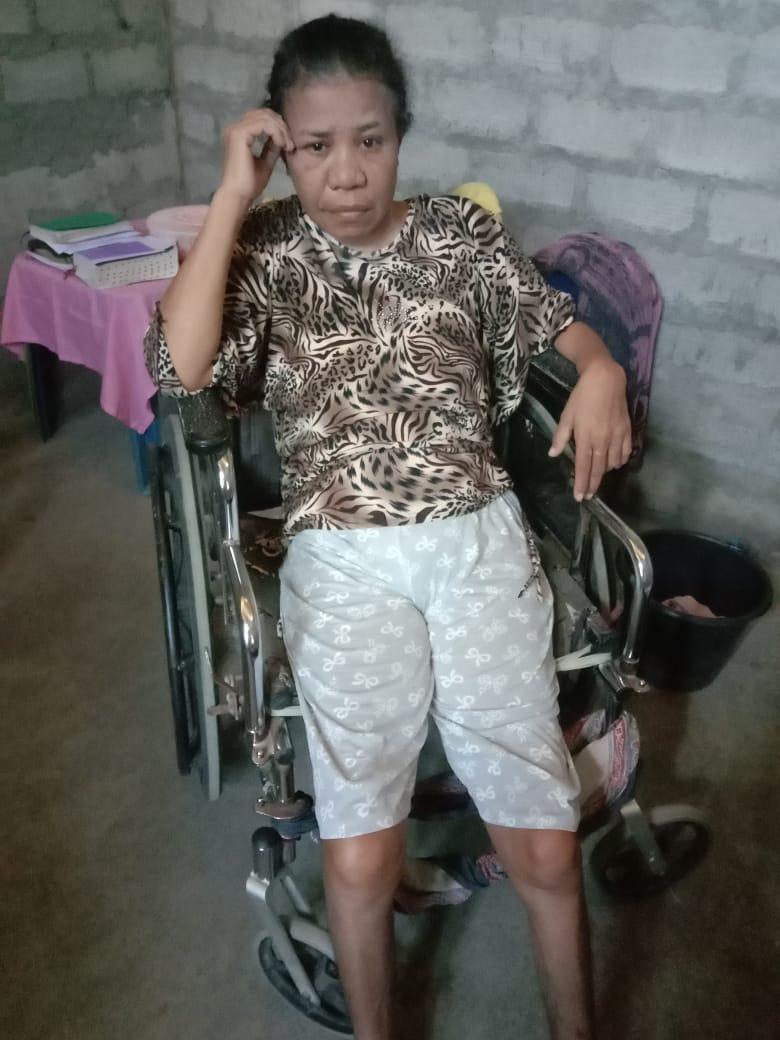 Diduga memangkas Gaji 13 dan 14, Bendahara Gaji SD Goeng diminta kembalikan Gaji Guru yang Lumpuh