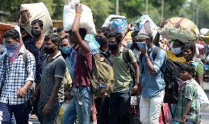 India melaporkan lebih dari 8.000 kasus virus corona baru