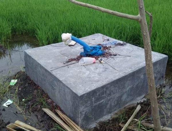 Pengadaan Sumur Bor di Dusun Mattoanging, Selain tidak Transparan Kades Barana Diduga berusaha membohongi Publik