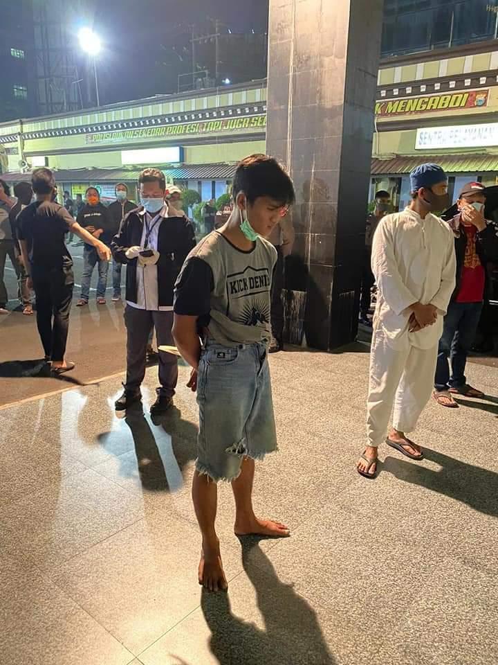 31 Orang Pelaku Pengambil Paksa Jenasah di Beberapa Rumah Sakit di Makassar Diamankan