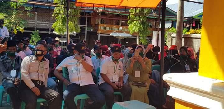 Temu Konstituen, Anggota DPRD Provinsi Gelar Reses di Desa Datara