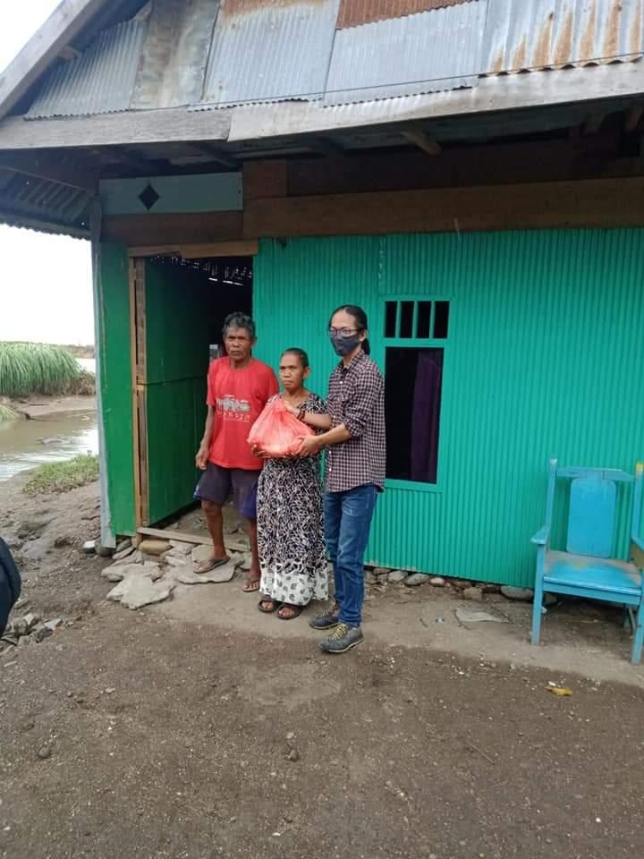 Pasca Banjir Bandang, BEM Universitas Sawerigading ke Bantaeng