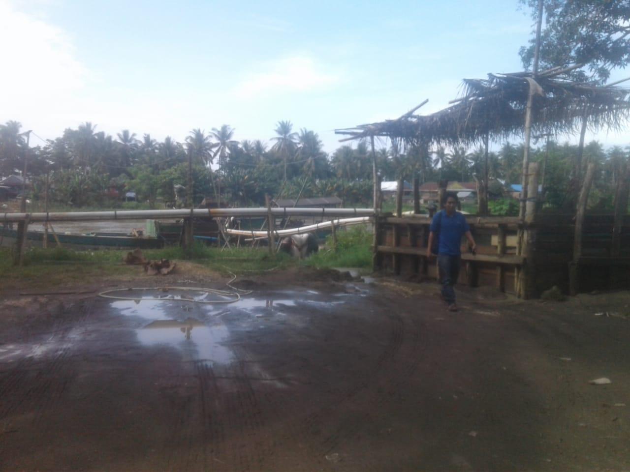 Terus Beraktivitas, Tambang Galian C di Desa Pakkassalo Bone Resahkan warga