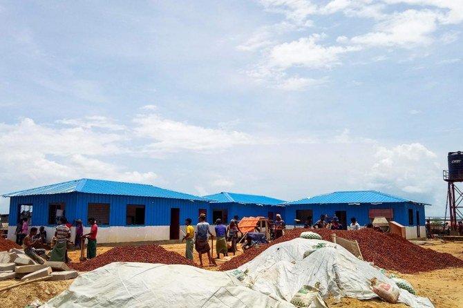 Pengungsi Rohingya berlari ketakutan hindari tes coronavirus
