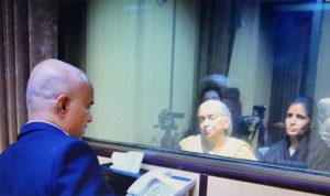 Mata -mata India di Hukum Mati di Pakistan