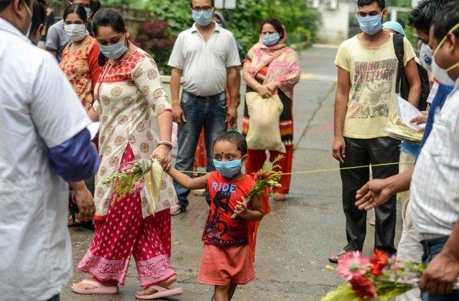 Jumlah coronavirus India di atas 600.000 di tengah lonjakan baru-baru ini
