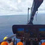 Penjaga pantai Filipina mencari mayat 14 nelayan yang hilang