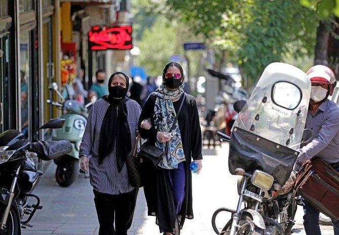 Iran melaporkan rekor baru satu hari kematian akibat virus sebanyak 163