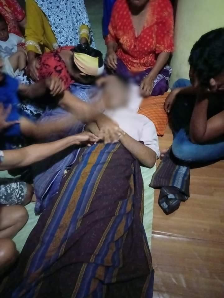 Breaking News: Seorang Pemuda di Bulukumba Ditemukan Meninggal Gantung Diri di Rumahnya