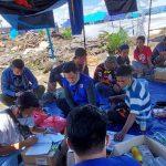 Peduli Korban Banjir, Relawan Dokter Umum PDUI Sulsel Terjun ke Lutra
