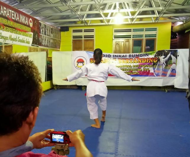 Tim Inkai Banggai Raih Juara 3 Umum Open E-Tournament KATA 2020 di Bekasi