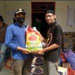 Relawan Kemanusiaan LSABSI PAREWA BESSI Salurkan langsung Paket Sembako