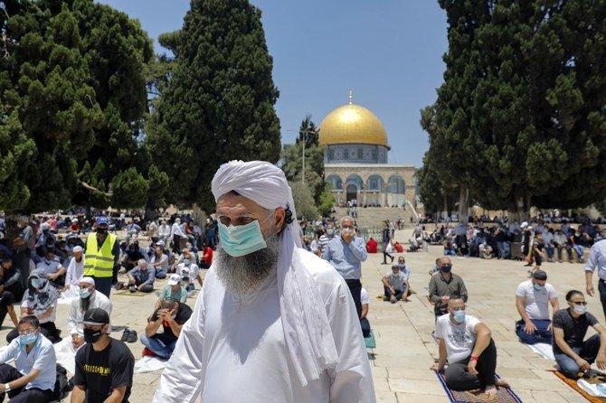Jordan menyerukan Israel untuk menghormati kesucian masjid Al-Aqsa