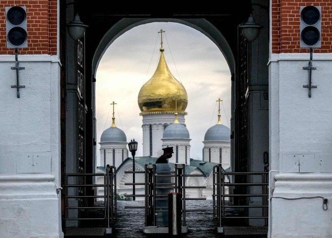 Infeksi Virus Corona Rusia naik mendekati 1 juta
