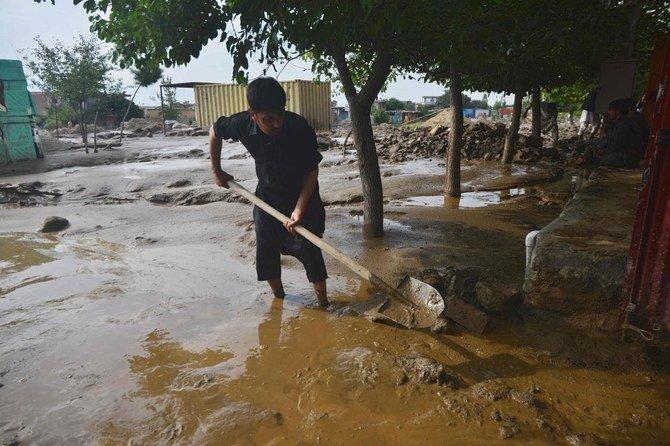 Banjir di Afghanistan timur tewaskan ratusan orang