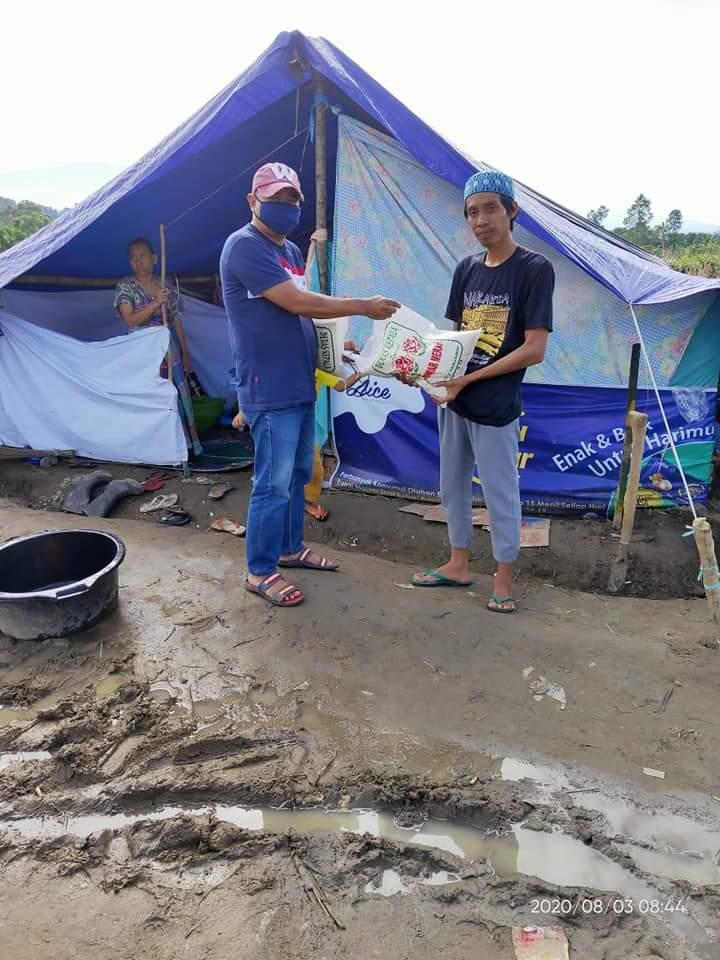 PT. Danoraz Group Bulukumba Tiba di Masamba Lutra Dengan Selamat