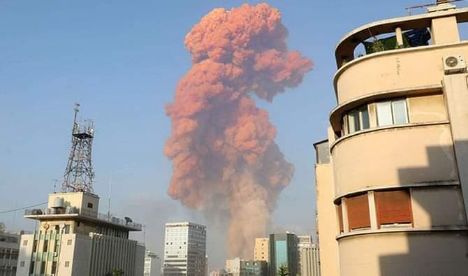 Sekitar 400 warga Filipina dari Lebanon diperkirakan akan kembali menyusul ledakan dahsyat yang menghancurkan ibu kota Lebanon itu. (AFP)