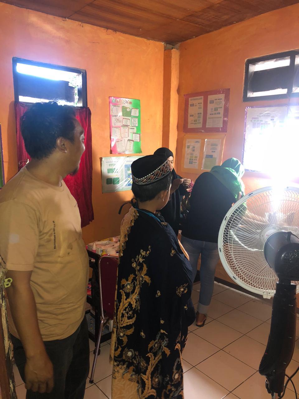 Peringati HUT RI Ke - 75, Pemdes Bersama Karang Taruna Desa Tanah Harapan Gelar Sunat Massal