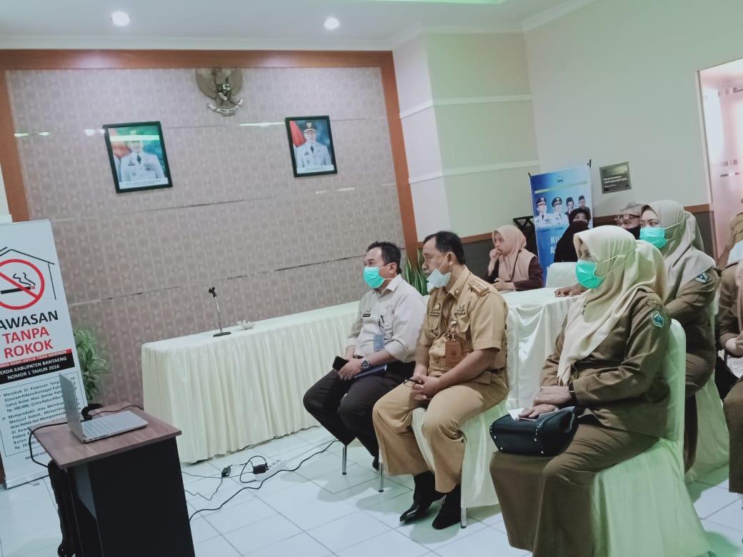 Inspektorat Daerah Bantaeng Terus Berbenah untuk menuju level 3