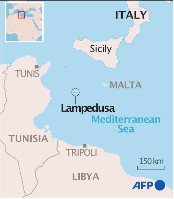 Tiga orang Migran tewas dalam kebakaran kapal yang terjadi di Mediterania