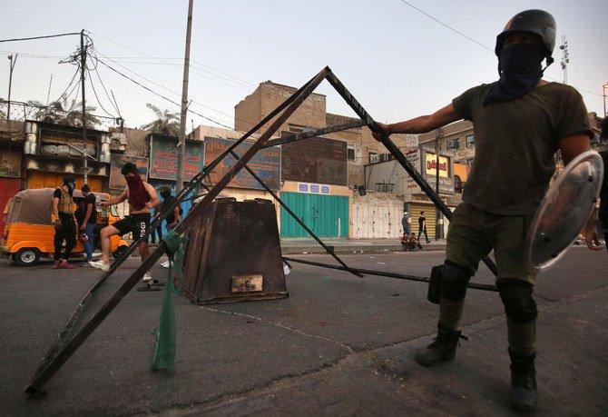 560 Tewas dalam kerusuhan anti-pemerintah di Irak