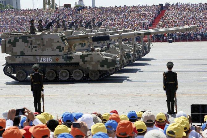 China memperingati 75 tahun berakhirnya Perang Pasifik