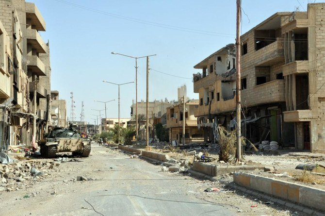 Serangan Israel yang diduga membunuh 16 pejuang pro-Iran di Suriah