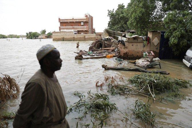 Sudan mengumumkan keadaan darurat atas banjir mematikan