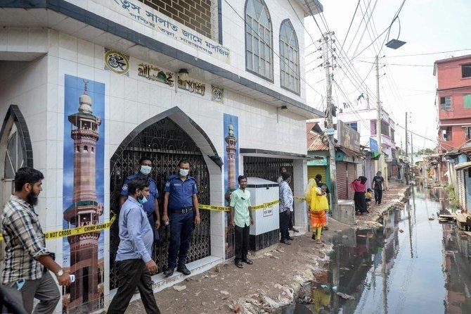 Ledakan di masjid saat Sholat Jumat tewaskan 24 Orang