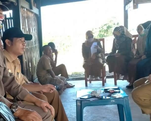 Dinas TPH BUN Sulsel Monitoring bantuan Bibit Padi dan Jagung di Jeneponto