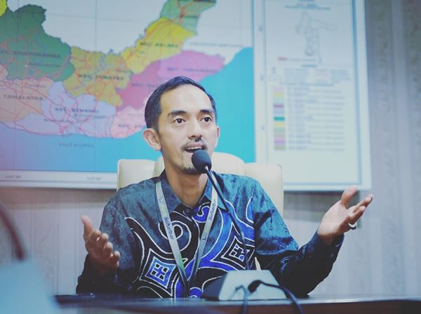Hasanuddin Tepis Issu Pelayanan Bank Sulselbar Cabang Jeneponto lamban