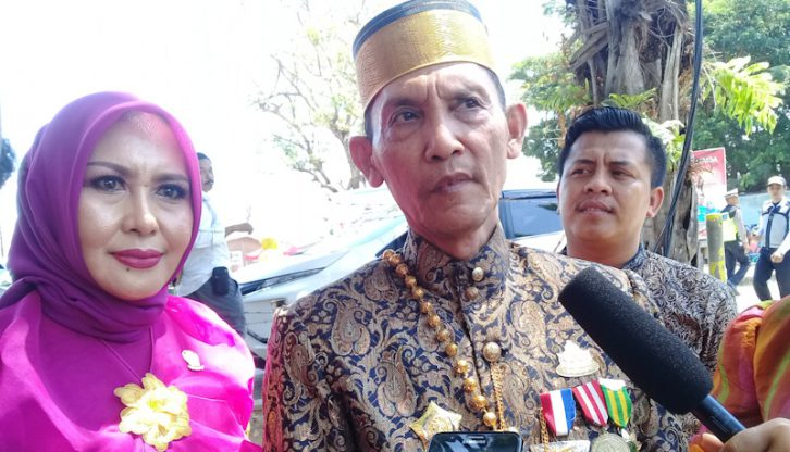Turut Berduka,RAJA GOWA: Saya Sampaikan duka yang mendalam pada keluarga besar atas meninggalnya Raja Mamuju