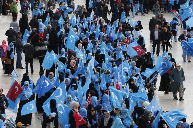 Pengadilan publik Inggris akan menyelidiki klaim 'genosida' Muslim Uighur di China