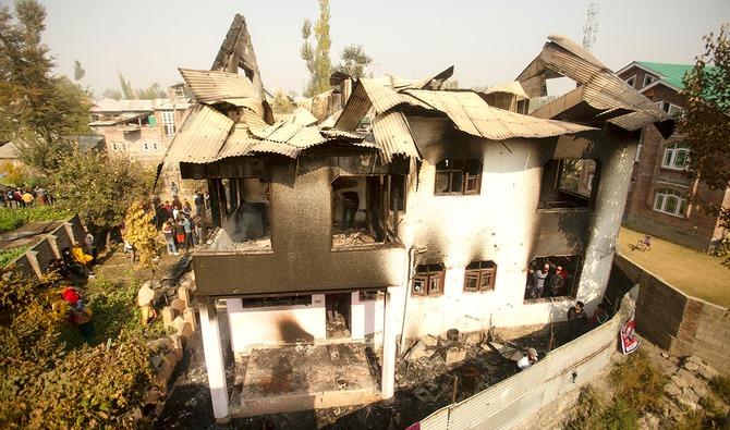 Warga Kashmir mengkhawatirkan undang-undang pembelian tanah