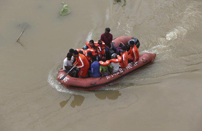 Hujan deras tewaskan 30 orang di India selatan