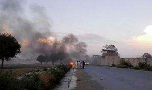 Serangan di dekat pangkalan di Afghanistan timur menewaskan 3 orang