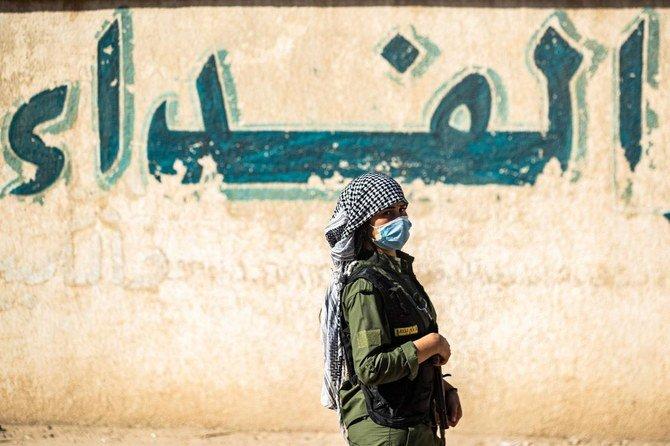 Pejuang yang didukung Turki membalas pasukan sekutu Suriah