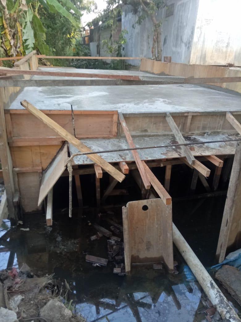 Atasi Luapan Air, Pengkab Berau Desain System Drainase Dalam Kota