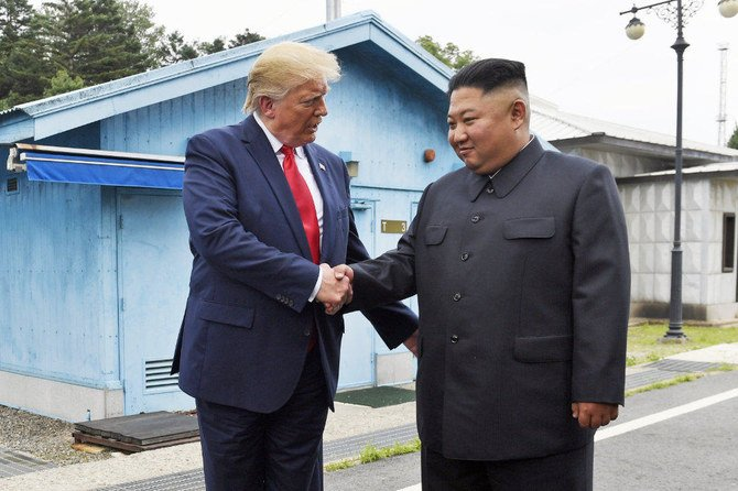 Biden mengecam persahabatan Trump dengan Kim Jong Un