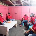 Sekjen REMIKU Minahasa Utara Tatap Muka Bersama REMIKU Kecamatan Wori