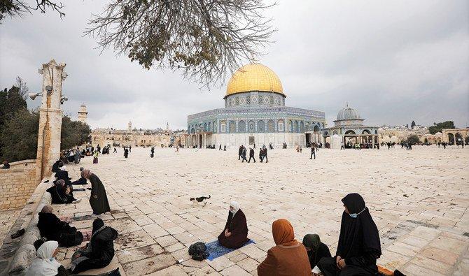 Warga Palestina terpecah belah saat Israel mencari turis Teluk di Yerusalem