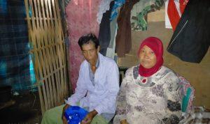 MIRIS...!!! 5 Tahun tinggal di kolom rumah, warga miskin di Bontang mengaku tidak pernah tersentuh bantuan