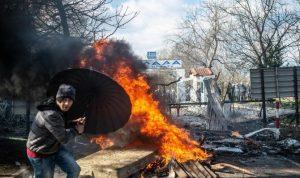 Yunani menginginkan tekanan Uni Eropa pada Turki untuk mengambil kembali migran