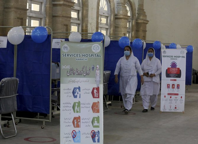 Pakistan mengamankan 17 juta dosis vaksin AstraZeneca melalui COVAX
